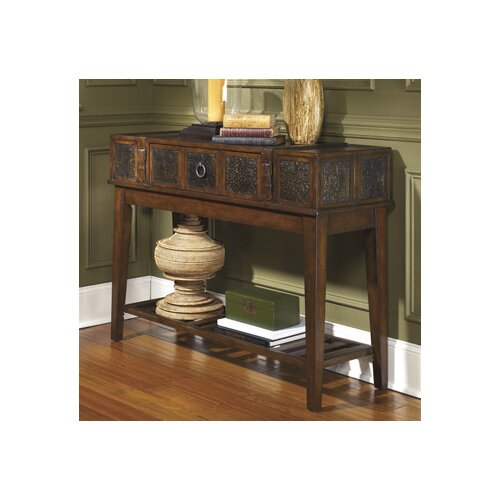 Marbiel Console Table