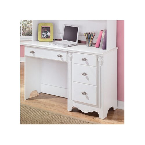 "Signature Design by Ashley Lydia 46.06"" W Children's Desk with Keyboard Tray"