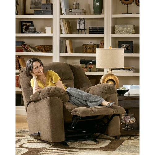 Signature Design by Ashley Chase Chaise  Recliner