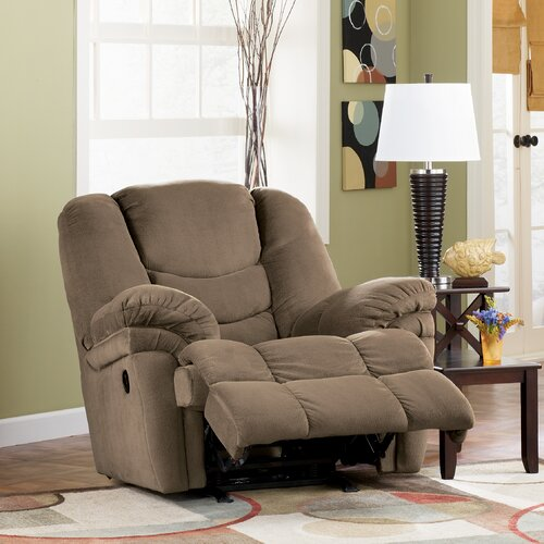 Signature Design by Ashley Edmore Chaise Recliner