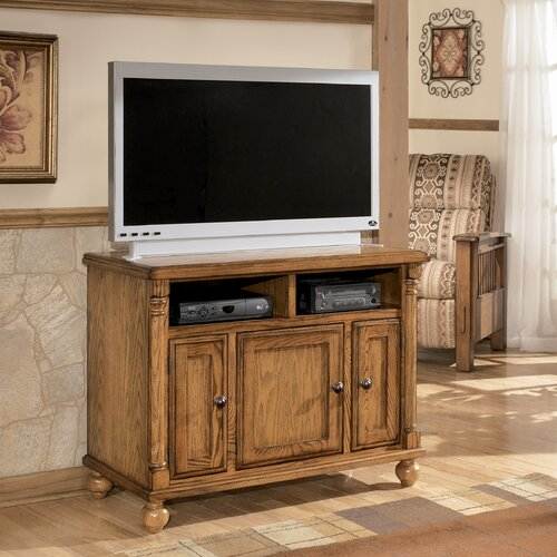 "Signature Design by Ashley Hollis 42"" TV Stand"
