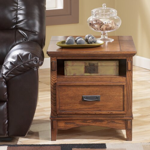 Signature Design by Ashley Castle Hill End Table