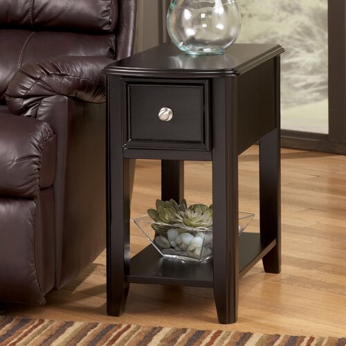 Signature Design by Ashley Canaan Chairside Table