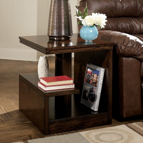 Signature Design by Ashley Caribou End Table