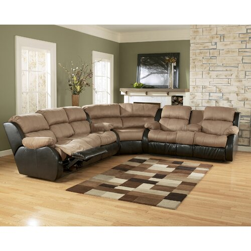 Oxford Reclining Sectional