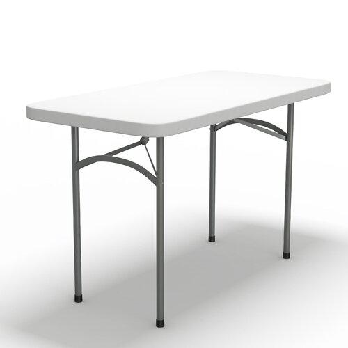"Mayline Group Event Series 48"" Rectangular Folding Table"