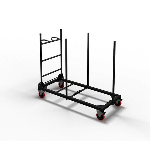 Mayline Group Event Series Rectangular Table Cart