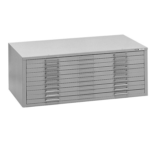 Mayline Group C-Files 10-DrawerFiling Cabinet