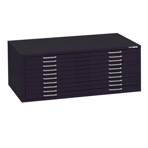 Mayline Group C-Files 10-Drawer Filing Cabinet