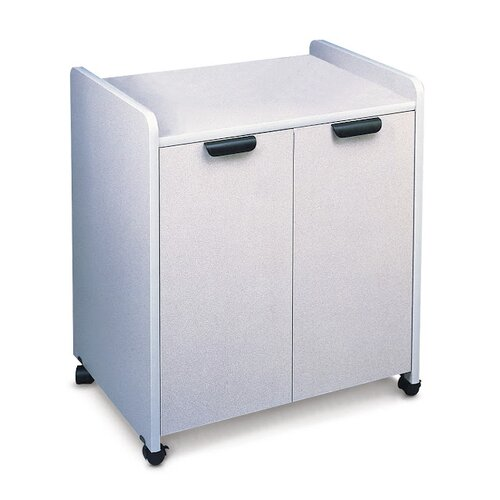 "Mayline Group 27"" Mobile Utility Cabinet"