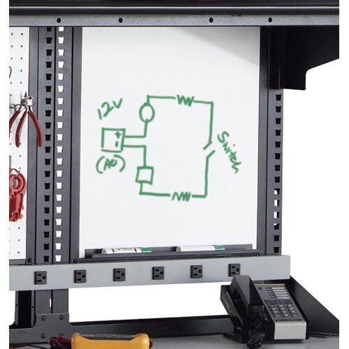 "Mayline Group IT Furniture 30"" Whiteboard"