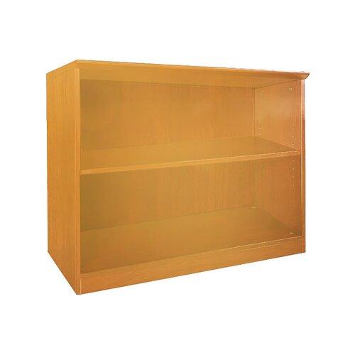 """Mayline Group 2 Shelf  29.5"""" Bookcase"""