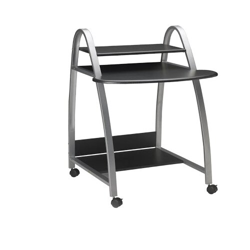 "Mayline Group Mobile Arch 31.5"" W x 28.5"" D Computer Desk"