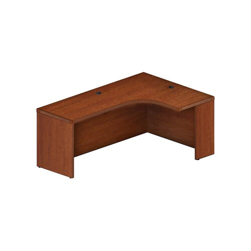 Mayline Group Aberdeen Series Extended Corner Table