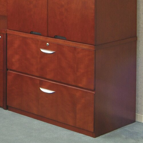 Mayline Group Mira 2-Drawer  File