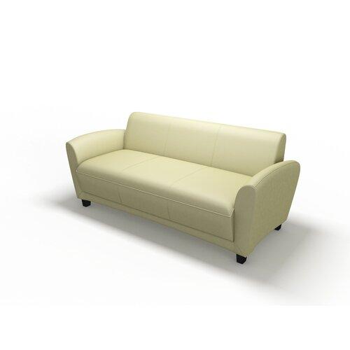 Santa Cruz Leather Lounge Sofa