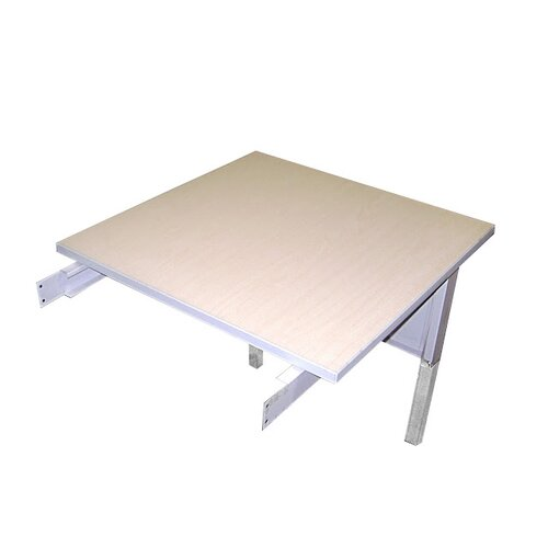 "Mayline Group Mailroom 30"" W Work Table"