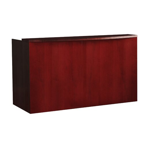 Mayline Group Luminary Series Reception Desk