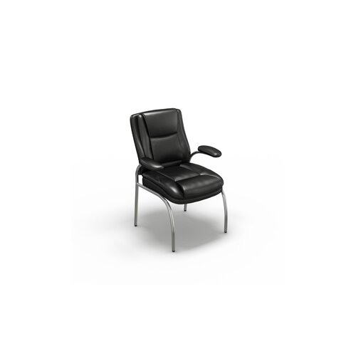 Mayline Group Series 600 Leather Guest Chair