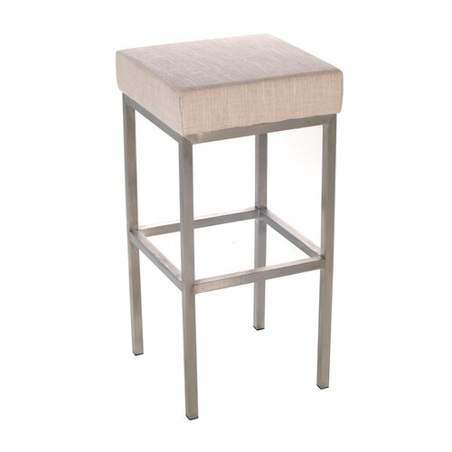R+V Living Aqua Bar Stool in Nougat
