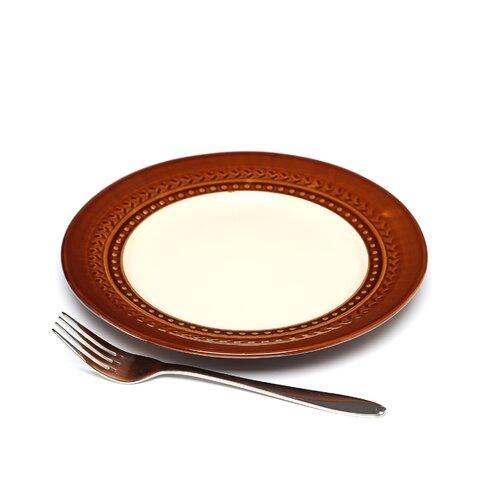 "Paula Deen Signature Dinnerware 8.2"" Southern Charm Salad Plates"