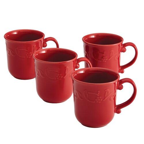 Paula Deen Signature Spiceberry Mug