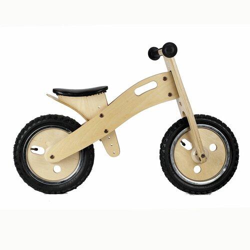 Smart Gear Classic Wooden Training Bike