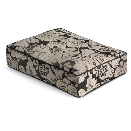 Couture Melrose Licorice Dog Pillow