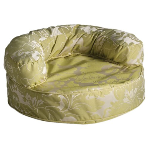 Couture Melrose Pear Bolster Dog Bed