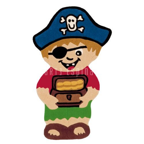 Arte Espina Joy Pirate Kids Rug