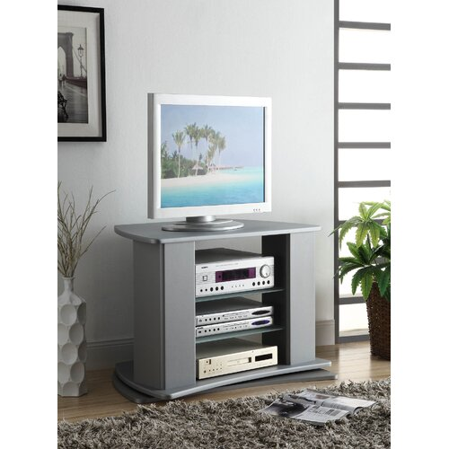 "4D Concepts Entertainment Swivel 36"" TV Stand"