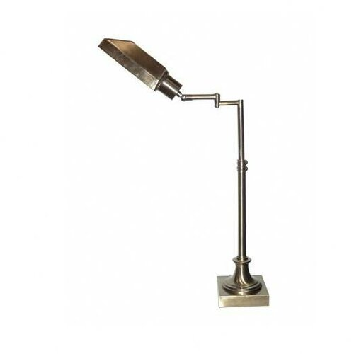 """4D Concepts Victoria Swing Arm 27.5"""" H Table Lamp"""