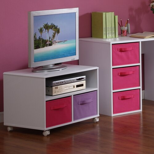 "4D Concepts Children 30"" Girl's TV Stand"