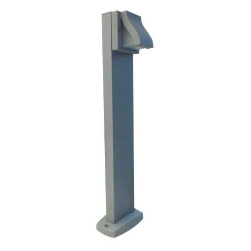 Fiorentino Lighting Lavay Bollard in Silver
