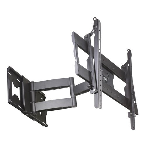 """STC Full Motion Articulating Arm/Tilt Wall Mount for 30"""" - 65"""" Flat Panel Screens"""