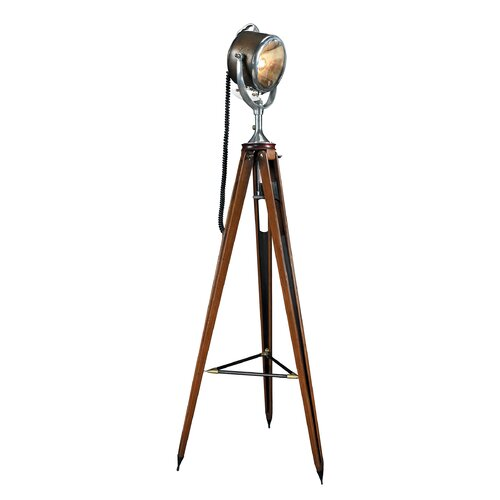 AM Living Half Mile Ray Searchlight Floor Lamp