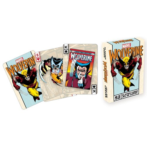 Wolverine Playing Cards
