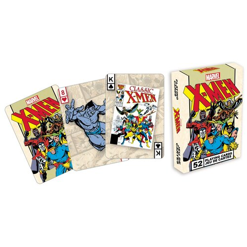 X-Men Playing Cards
