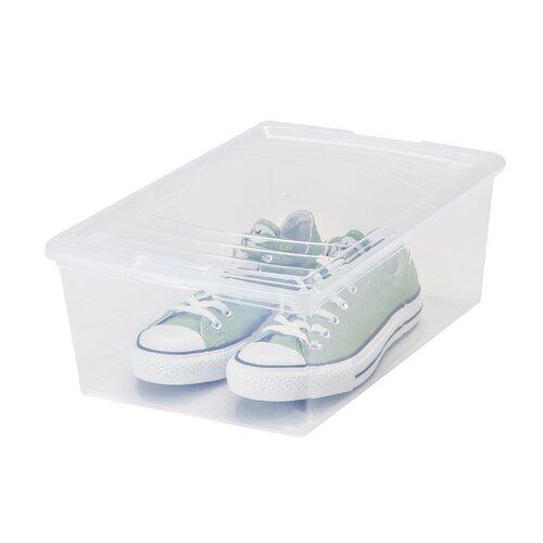 Men's Shoe Storage Box (Set of 16)