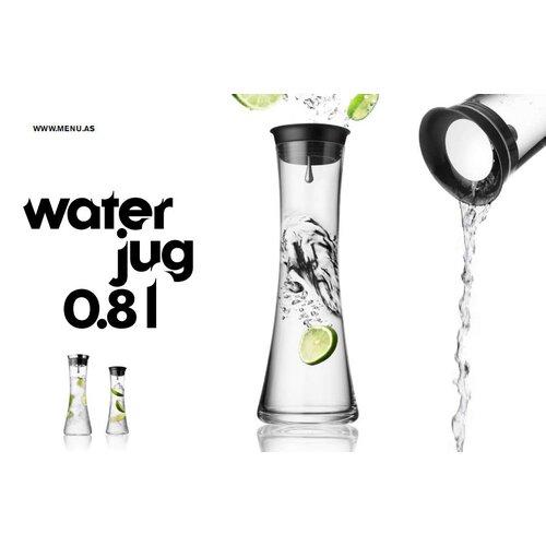 Menu Pil Bredahal Water Jug