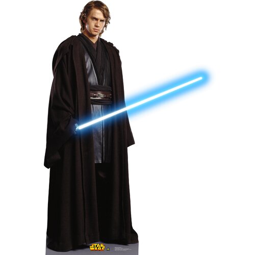 Advanced Graphics Star Wars - Anakin Skywalker Life-Size Cardboard Stand-Up