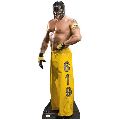 Advanced Graphics World Wrestling Entertainment - Rey Mysterio Life-Size Cardboard Stand-Up