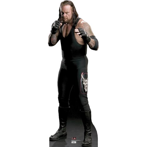 Advanced Graphics World Wrestling Entertainment - The Undertaker Life-Size Cardboard Stand-Up