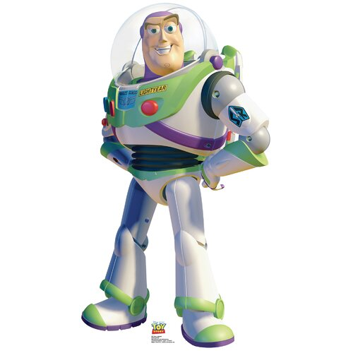 Advanced Graphics Disney Buzz Lightyear - Toy Story Cardboard Stand-Up