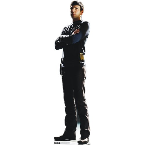 Advanced Graphics Star Trek Spock Cardboard Stand-Up
