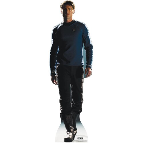 Advanced Graphics Star Trek Bones McCoy Cardboard Stand-Up