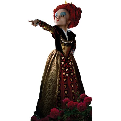 Advanced Graphics Red Queen Alice in Wonderland Cardboard Stand-Up