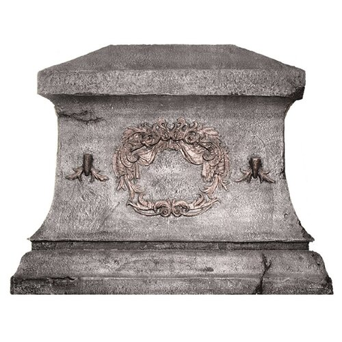 Advanced Graphics Big Chris Granite Tombstone Cardboard Stand-Up