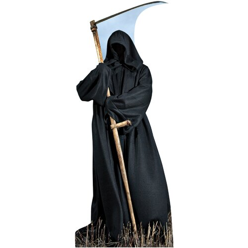 Advanced Graphics Halloween Grim Reaper Stand-Up
