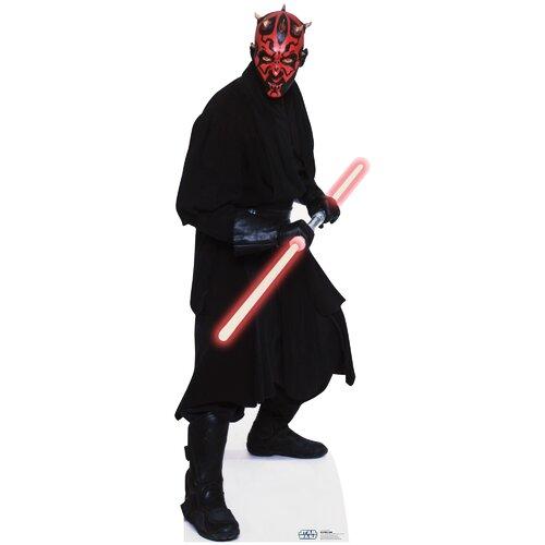 Advanced Graphics Star Wars Darth Maul Cardboard Stand-Up